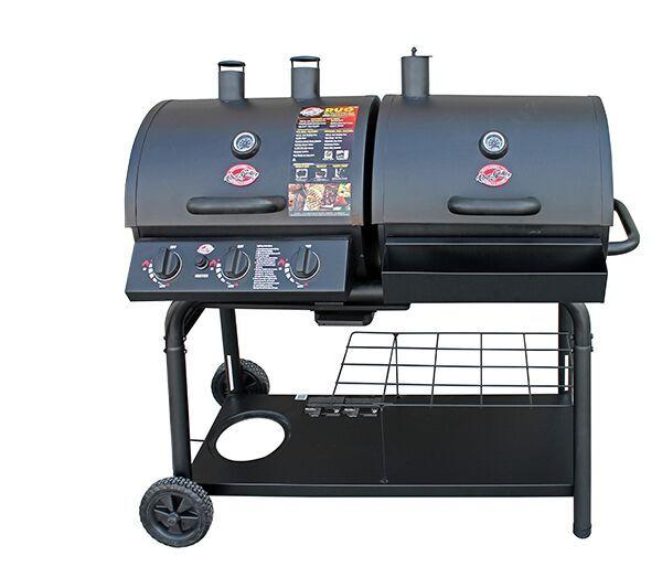 Chargriller Gas & Charcoal BBQ Braai